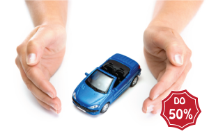Do 50% popusta na avtomobilsko zavarovanje